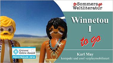 Winnetou I to go - Ein Unterrichtsmedium auf DVD