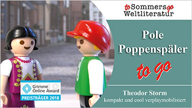 Pole Poppenspäler to go - Ein Unterrichtsmedium auf DVD