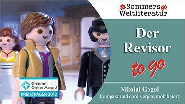 Der Revisor to go - Ein Unterrichtsmedium auf DVD
