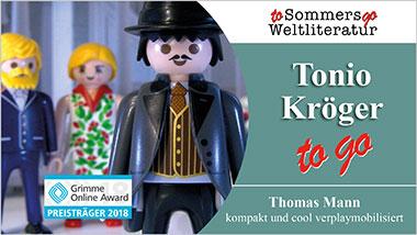 Tonio Kr�ger to go - Ein Unterrichtsmedium auf DVD