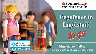 Fegefeuer in Ingolstadt to go - Ein Unterrichtsmedium auf DVD