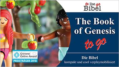 The Book of Genesis to go - Ein Unterrichtsmedium auf DVD