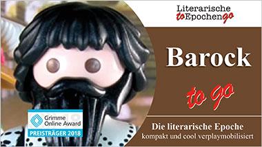 Barock to go - Ein Unterrichtsmedium auf DVD