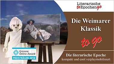 Die Weimarer Klassik to go - Ein Unterrichtsmedium auf DVD
