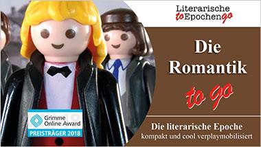 Die Romantik to go - Ein Unterrichtsmedium auf DVD