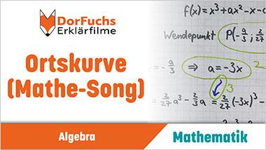 Ortskurve (Mathe-Song) - Ein Unterrichtsmedium auf DVD