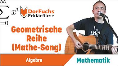 Geometrische Reihe (Mathe-Song) - Ein Unterrichtsmedium auf DVD