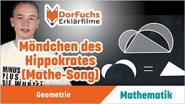 Möndchen des Hippokrates (Mathe-Song) - Ein Unterrichtsmedium auf DVD