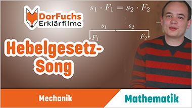 Hebelgesetz-Song - Ein Unterrichtsmedium auf DVD