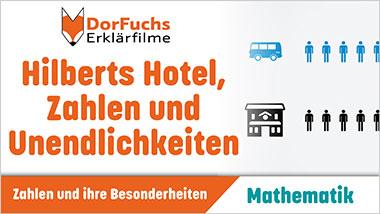 Hilberts Hotel, Zahlen und Unendlichkeiten - Ein Unterrichtsmedium auf DVD