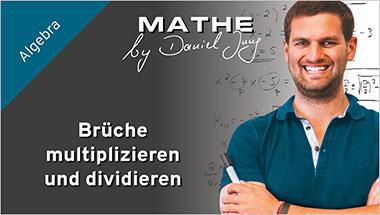 Br�che multiplizieren und dividieren - Ein Unterrichtsmedium auf DVD