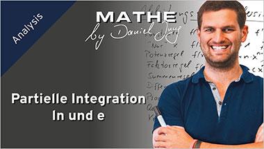 Partielle Integration ln und e - Ein Unterrichtsmedium auf DVD