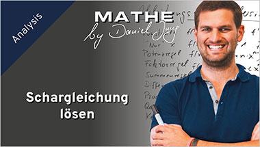 Schargleichung lösen - Ein Unterrichtsmedium auf DVD