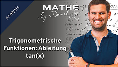 Trigonometrische Funktionen: Ableitung tan(x) - Ein Unterrichtsmedium auf DVD