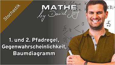 1. und 2. Pfadregel, Gegenwahrscheinlichkeit, Baumdiagramm - Ein Unterrichtsmedium auf DVD
