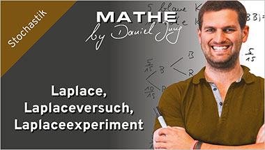 Laplace, Laplaceversuch, Laplaceexperiment - Ein Unterrichtsmedium auf DVD