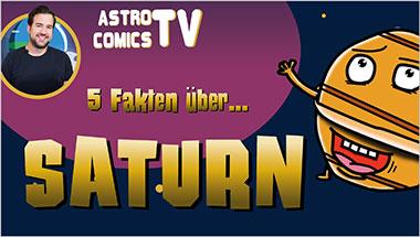 5 Fakten über Saturn - Ein Unterrichtsmedium auf DVD