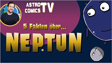 5 Fakten über Neptun - Ein Unterrichtsmedium auf DVD