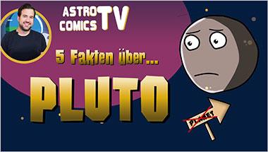 5 Fakten über Pluto - Ein Unterrichtsmedium auf DVD