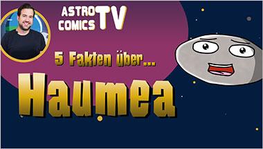 5 Fakten über Haumea - Ein Unterrichtsmedium auf DVD