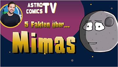 5 Fakten über Mimas - Ein Unterrichtsmedium auf DVD