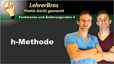 h-Methode - Ein Unterrichtsmedium auf DVD