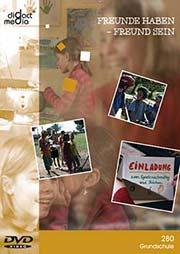 Freunde haben - Freund sein - Ein Unterrichtsmedium auf DVD