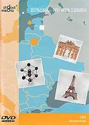Europa - Wo wir leben - Ein Unterrichtsmedium auf DVD