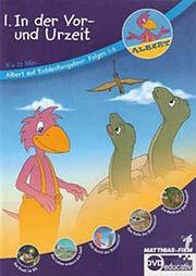 Albert auf Entdeckungstour - 1.  - Ein Unterrichtsmedium auf DVD