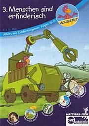 Albert auf Entdeckungstour - 3.  - Ein Unterrichtsmedium auf DVD