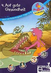 Albert auf Entdeckungstour - 4.  - Ein Unterrichtsmedium auf DVD