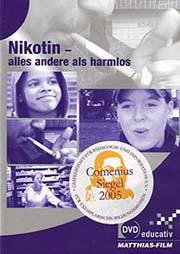 Nikotin   - Ein Unterrichtsmedium auf DVD