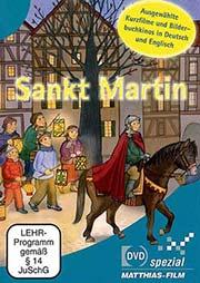 Sankt Martin - Ein Unterrichtsmedium auf DVD