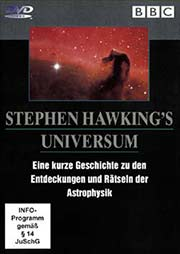Stephen Hawking's Universum - Ein Unterrichtsmedium auf DVD