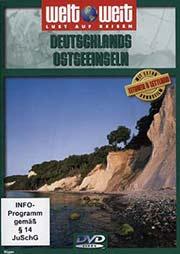 Deutschlands Ostseeinseln - Weltweit - Ein Unterrichtsmedium auf DVD