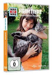 Was ist Was - Heimtiere - Ein Unterrichtsmedium auf DVD
