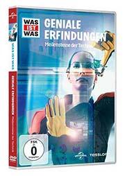 Geniale Erfindungen - Ein Unterrichtsmedium auf DVD