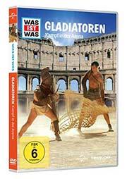Was ist Was - Gladiatoren - Ein Unterrichtsmedium auf DVD