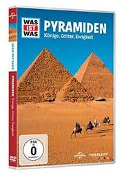 Was ist Was - Pyramiden - Ein Unterrichtsmedium auf DVD