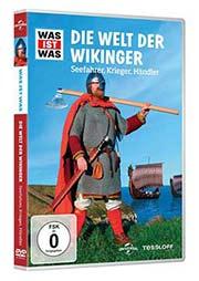 Was ist Was - Die Welt der Wikinger - Ein Unterrichtsmedium auf DVD