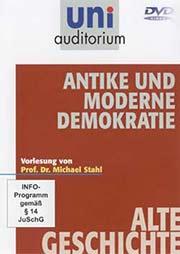 Antike und Moderne Demokratie - Ein Unterrichtsmedium auf DVD