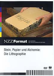 Stein, Papier und Alchemie - Die Lithographie - Ein Unterrichtsmedium auf DVD