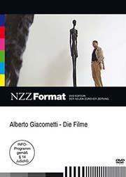 Alberto Giacometti - Die Filme - Ein Unterrichtsmedium auf DVD