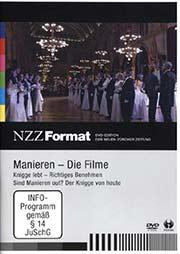 Manieren - Die Filme - Ein Unterrichtsmedium auf DVD