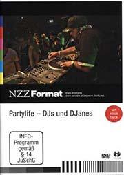Partylife - DJs und DJanes - Ein Unterrichtsmedium auf DVD