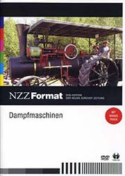 Dampfmaschinen - Ein Unterrichtsmedium auf DVD