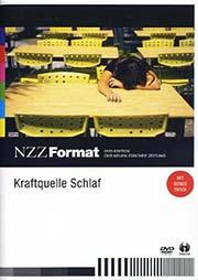 Kraftquelle Schlaf - Ein Unterrichtsmedium auf DVD