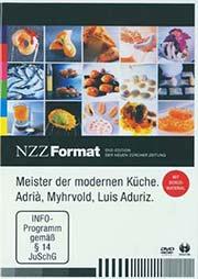 Meister der modernen Küche - Ein Unterrichtsmedium auf DVD