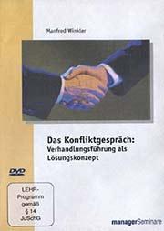 Das Konfliktgespr�ch - Ein Unterrichtsmedium auf DVD