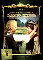Die Geschichte von der Gänseprinzessin - Ein Unterrichtsmedium auf DVD